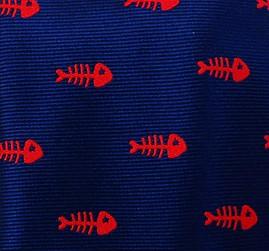 Azul Raspa Roja